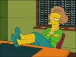 You are great teachers, babes, but Mrs. Krabappel stole my heart a long time ago.